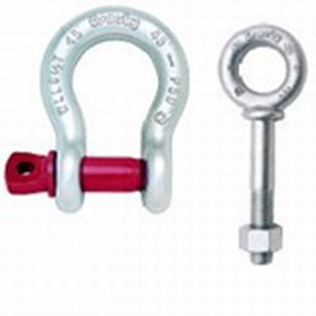Picture for category Wire Rope Fittings & Rigging Accessories