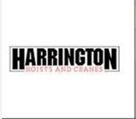 Picture for category HARRINGTON HOIST AND CRANES