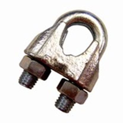 Picture of Malleable Wire Rope Clips- Import