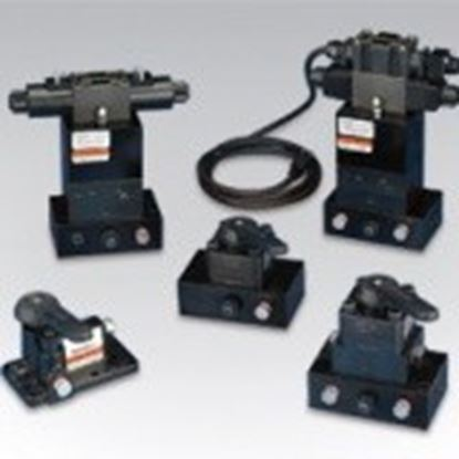 Picture of VE-Series, Solenoid Modular Hydraulic Valves