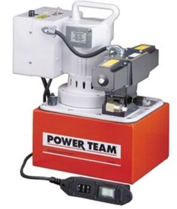 Picture of Electric Hydraulic Pump - Single and Double Acting PE55 Series Power Team