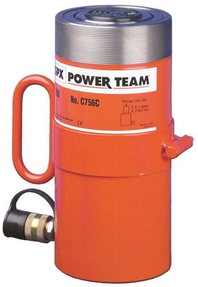 "Picture of SPX POWERTEAM C1006C - 100 TON 6"" STROKE SINGLE ACTING CYLINDER"