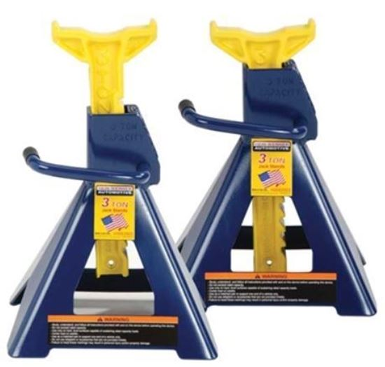 Picture of 3 Ton Jack Stands -HW93503