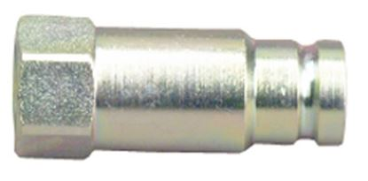 Picture of 9793 - Male (hose) half quick coupler only