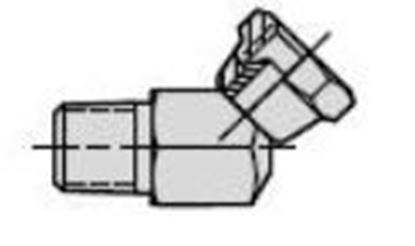 Picture of 9677- 45° Swivel Connector SPX POWERTEAM