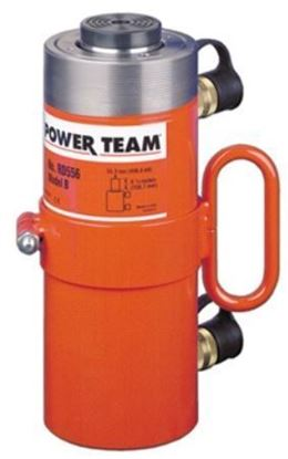 "Picture of SPX POWERTEAM 55 Ton Hydraulic 18"" Double Acting Cylinder RD5518"