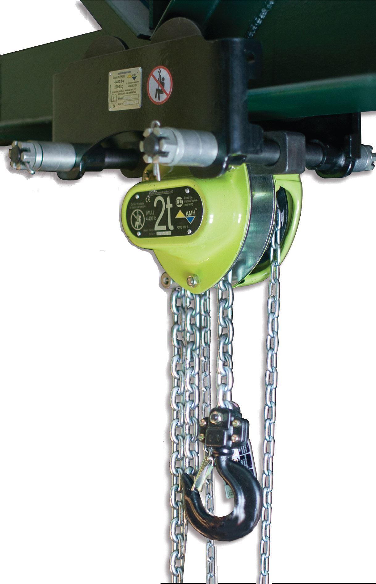 Chain Hoist Chainfall