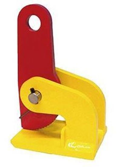 Picture of FHX-V - Terrier Lightweight heavy duty clamp for horizontal lifting with torsion spring
