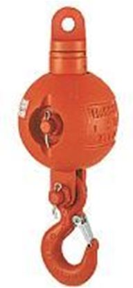 Picture of McKISSICK UB500E SERIES TOP SWIVEL OVERHAUL BALLS WITH 320 EYE HOOKS