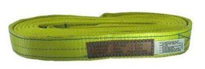 Picture of Flat Web Slings-Eye & Eye Two Ply