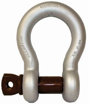 Picture of Gunnebo Model #854 Anchor Shackle with Screw Pin Lifting Standard Shackle