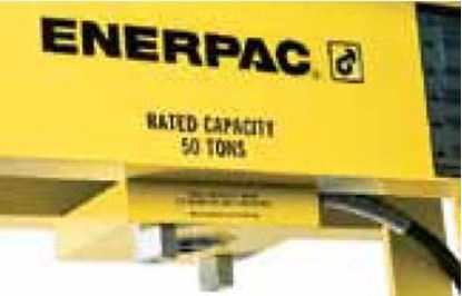 Picture of Cylinder Mounting Block-Enerpac