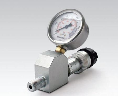 Picture for category Hydraulic Gauges- Enerpac